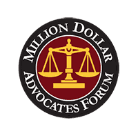 Million Dollar Advocates Forum Attorney